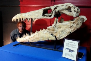 Ben and the Mosasaur